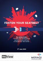 Fasten your seatbelt - The COVID-19 effect on Indian Real Estate