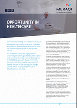 Opportunity In Healthcare