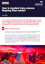 How is applied data science shaping real estate?