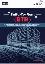 Brief - Build-To-Rent (BTR)