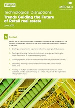 Technological Disruptions: Trends Guiding the Future of Retail Real Estate